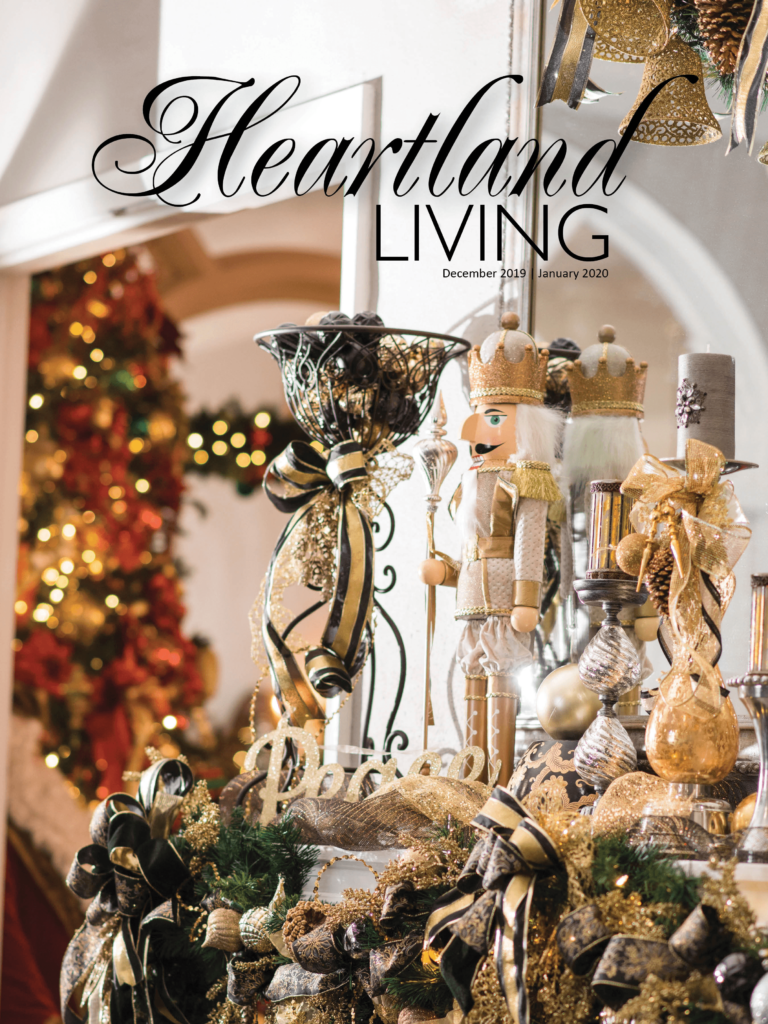 Heartland LIVING December-January Issue