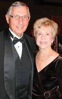 Mayor George and Nancy Hensley
