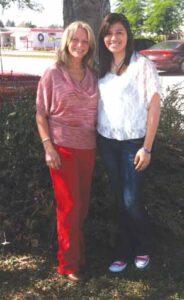 Carol and Karla Mares.
