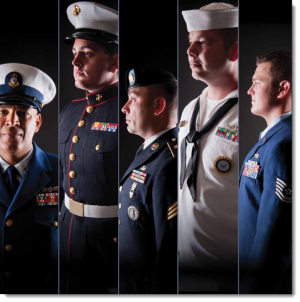Heartland Living Magazine   Sebring, FL   The Men Behind The Uniforms